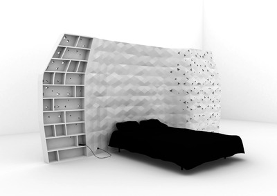 3D Printed Walls Offer Unique Designs