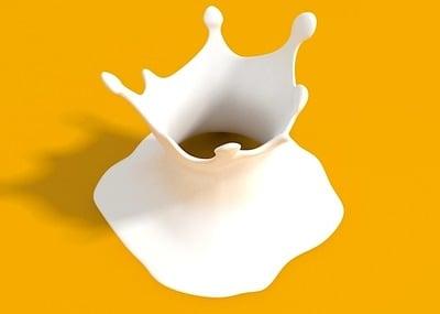 Design of the Week: Milk Splash