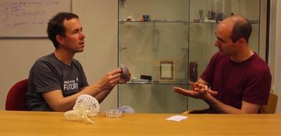 An Interview with Shapeways Bart Veldhuizen