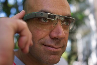 3D Model Captured With Google Glass