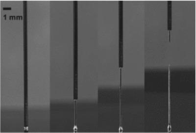3D Printing Liquid Metal Electric Circuits