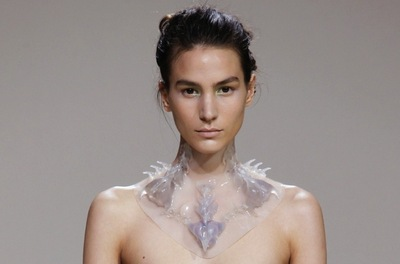 Would You Actually Wear 3D Printed Fashions?