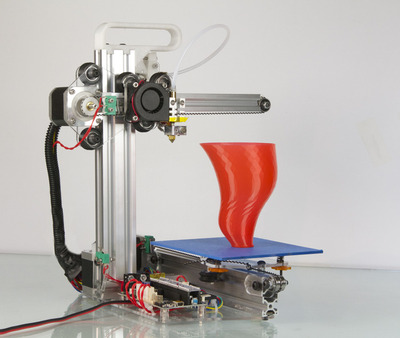 The Bukito Portable 3D Printer