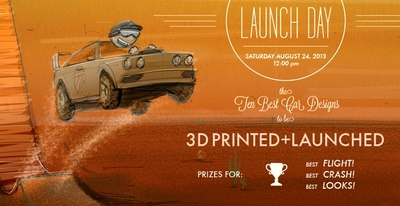 IDSA Launches 3D Printed Car Contest