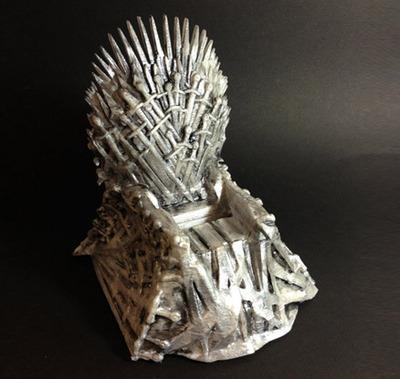 HBO Clips a 3D Print Artist