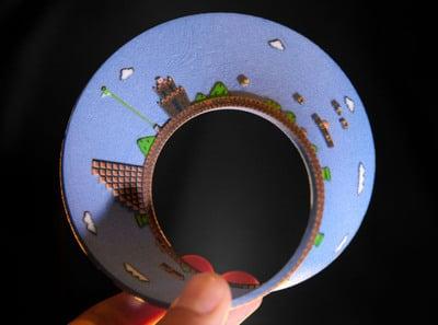Design of the Week: Super Mario Mobius Strip