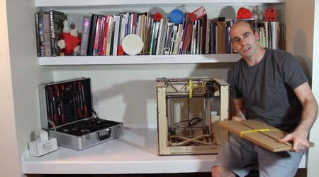 Unboxing a Type A Machine Series 1