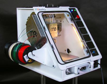 The Mebotics Microfactory
