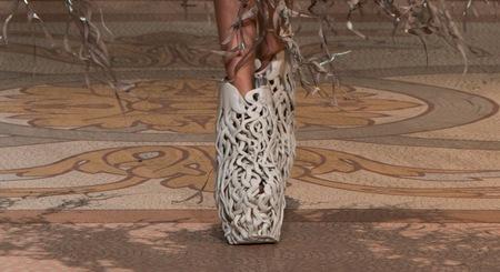 Iris van Herpen's Beyond Wilderness Shoes