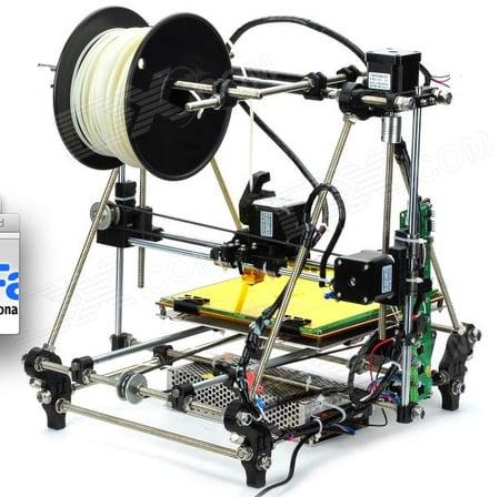 DealExtreme Sells 3D Printers