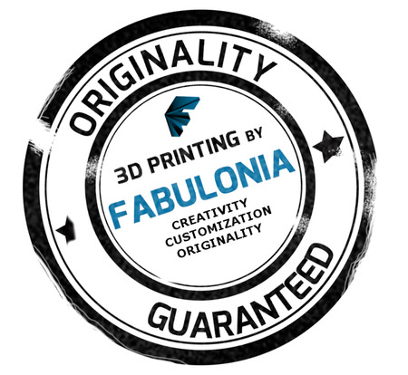 Fabulonia to Protect 3D Designs