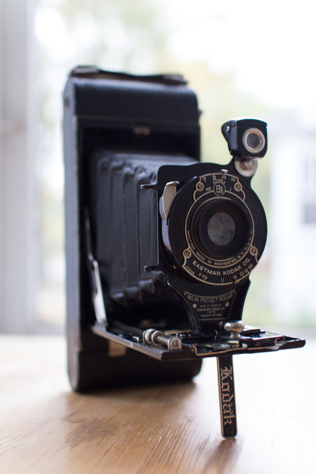 3D Printing Brings an Ancient Camera to Life