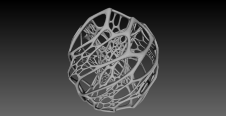 Design of the Week: Cellular Lamp