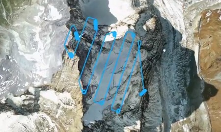 3D Scans Obtained By Drones
