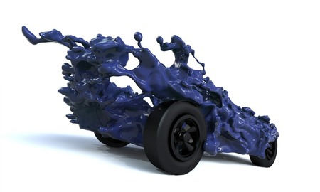Design of the Week: Liquid Derby Car