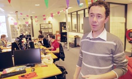 A Peek Inside Shapeways' Eindhoven Workshop