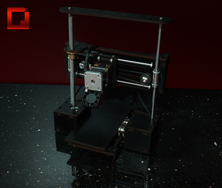 The $200 Ready-To-Rock 3D Printer