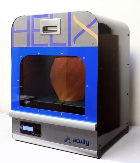 The Helix 3D Printer