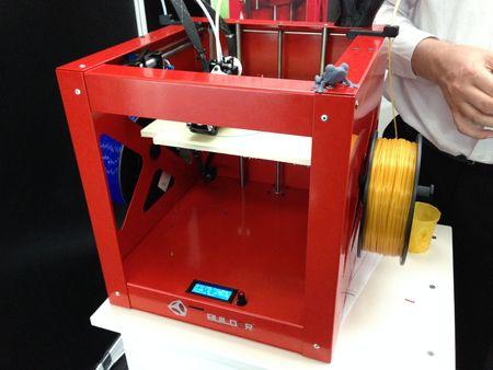 Something Interesting is Inside the new Builder 3D Printer