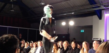 What is it Like at a 3D Printed Fashion Show?