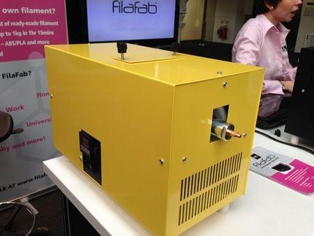 The FilaFab Filament Maker