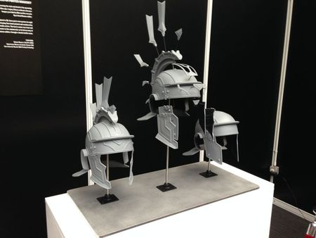 A 3D Printed Movie Character Collection