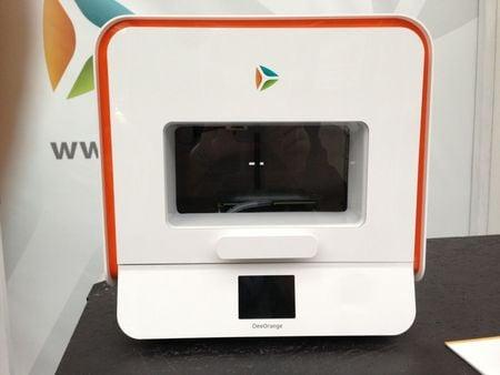 The Be3D DeeOrange 3D Printer
