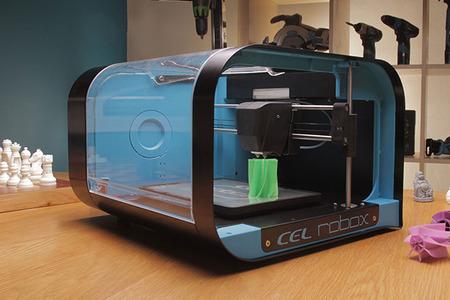 The Robox Personal 3D Printer