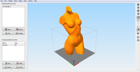 Leapfrog's Selling Simplify3D