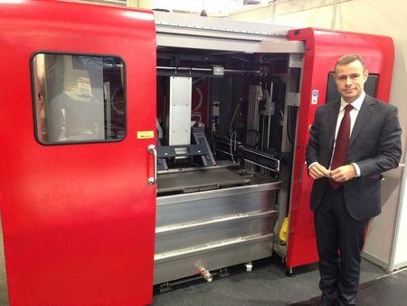 Prodways' Unique 3D Printing Process