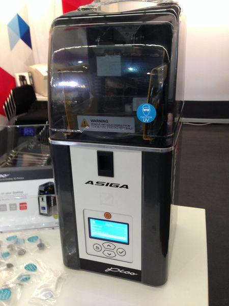 The Asiga Pico 3D Printer