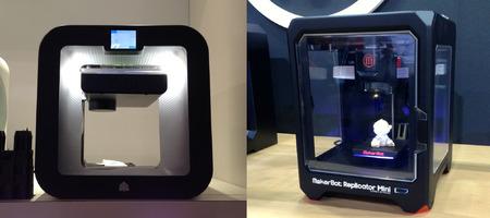 Battle of the Mini 3D Printers