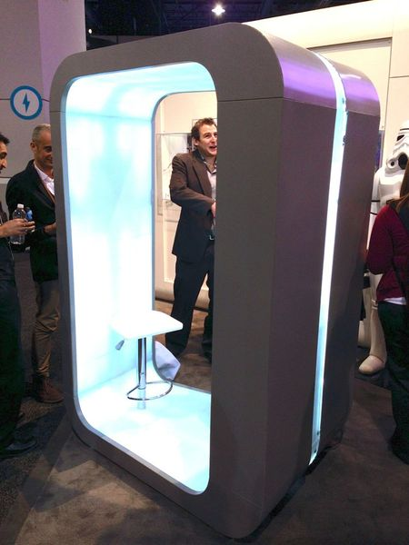 The Amazing 3DMe Photo Booth