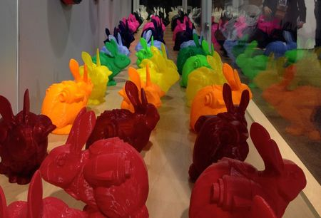 MakerBot's Colorful Plastics