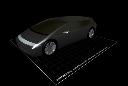 3D Print Your Honda Concept Car