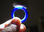 One Blue Ring
