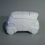 MCOR Prints A Car