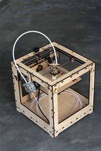 Another Hobby 3D Printer: The Ultimaker