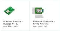 Ponoko's Electronics