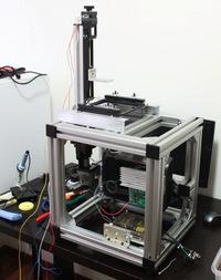 Junior Veleso's Homemade High Resolution 3D Printer