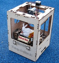 MakerBot Discontinues the Thing-O-Matic