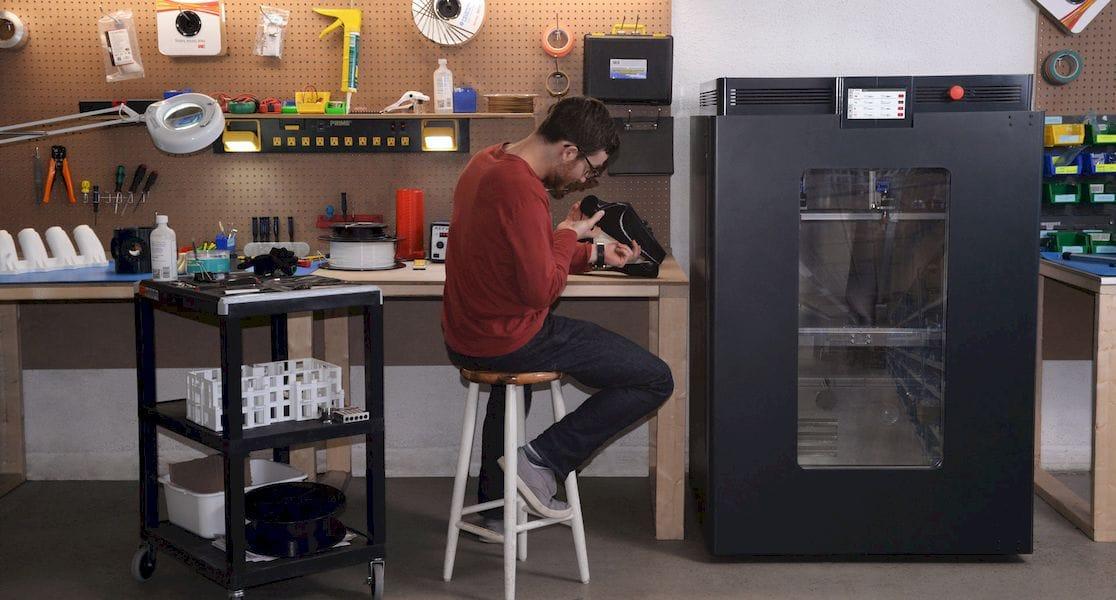 What's Inside AON3D's Monster 3D Printer?