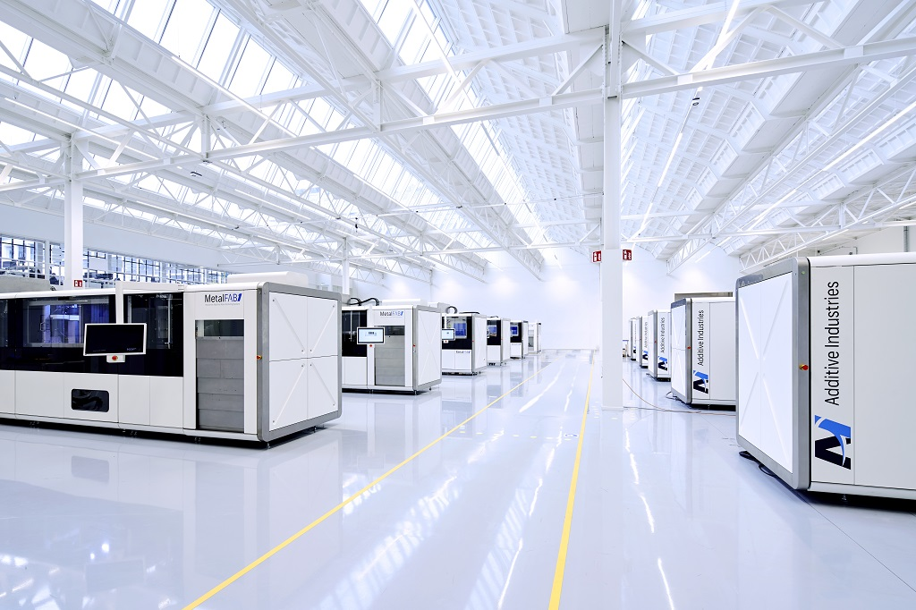 €14M And Changes Ahead For Additive Industries