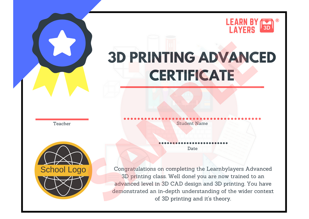 3D Printing in Education: learnbylayers Interview Part 2