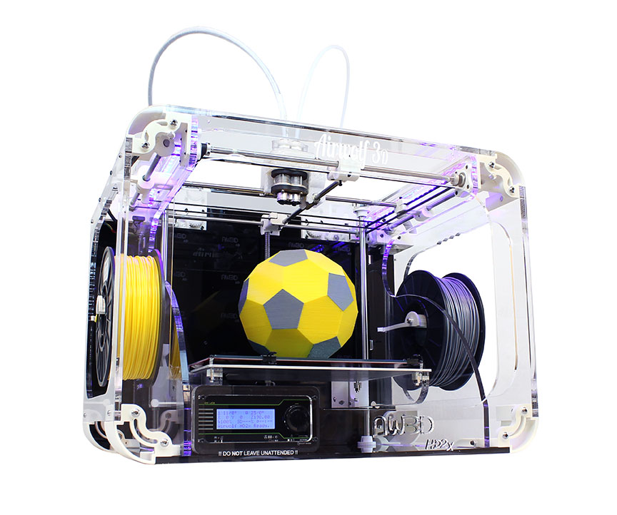 Airwolf Solves the Dual-Extruder Problem