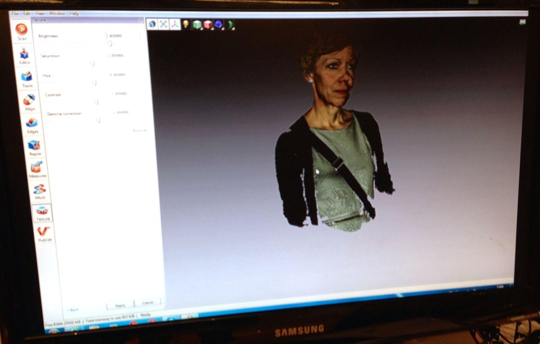 Artec's Handheld 3D Scanners