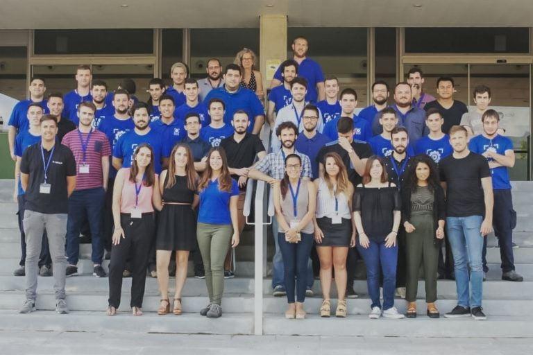 The BCN3D team at HQ [Image: BCN3D]