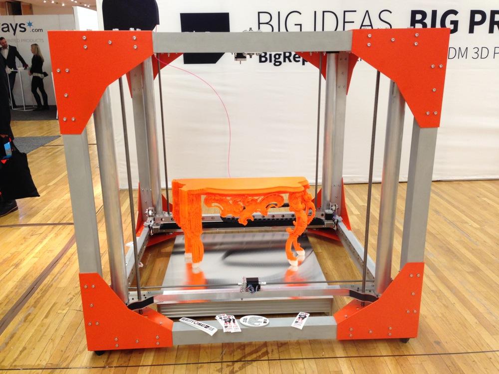 BigRep's Big Implications for Industrial 3D Printing