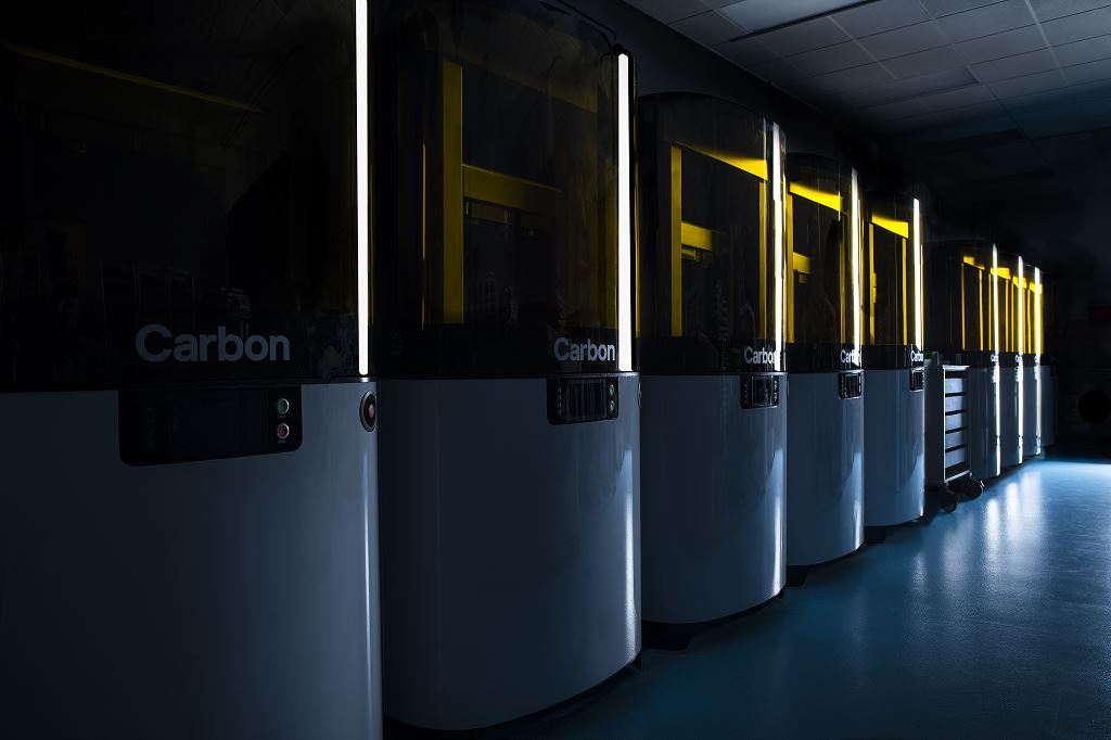 L1 systems set up in a Carbon lab [Image: Carbon]