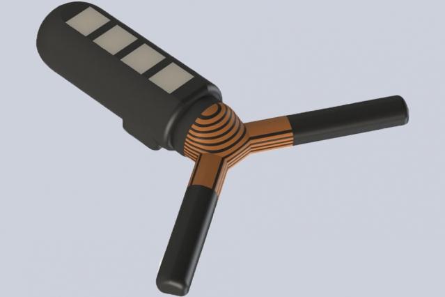 Ingestible 3D Printed Capsule